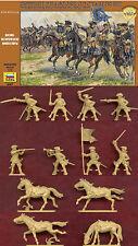 1:72 figuras 8057 Swedish dragones verdes of Charles-zvezda ya no se produce