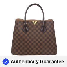 Louis Vuitton Damier Ebene Kensington Bolso 323lvs517