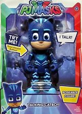 *PJ Masks* 6 INCH TALKING DELUXE CATBOY POSEABLE FIGURE- New Release!!