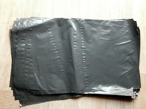 """50 Large letter Grey Poly Postal bags 250X350mm (10x14"""")  Parcel Bags Mail Bags"""