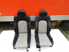 MERCEDES C CLASS COUPE W203 HEATED LEATHER SEATS(COMPLETE)