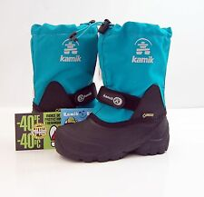KAMIK Kinder Boots Gr. 10 / 27  Stiefel WATERBUG 5G -40°C GoreTex aqua