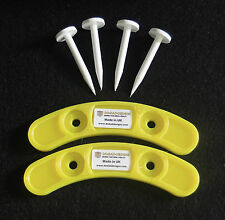 The Foot Finder Duo Yellow by Do Dad Designs