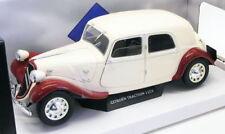 Véhicules miniatures marrons Citroën 1:18