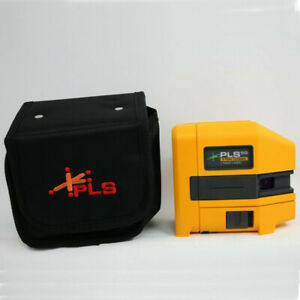 New  PLS 5G green Laser Level with Pouch No other accessories