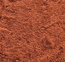 10 kg grabfähiger Terrariensand - rot