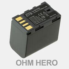 BN-VF823 Batteria Alta Qualità SOSTITUISCE Jvc BNVF823U, BN-VF823U