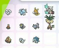 Pokemon Sword & Shield ALL 11 SHINY ALOLAN FORMS BUNDLE Isle of Armor Trading