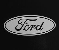 2x Ford Vinyl Decal Sticker Car Truck Window Sticker Mustang Laptop Logo Graphic