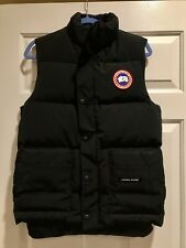 Men's Canada Goose Freestyle Crew Vest | Black | XSmall