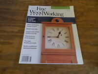 Fine Woodworking August 2002 Free Domestic Shipping