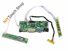 HDMI DVI VGA LCD LVDS Controller Board Work For LTN160AT01 LTN160AT02 1366X768