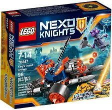 BRAND NEW LEGO NEXO KNIGHTS KINGS GUARD ARTILLERY 70347 SEALED