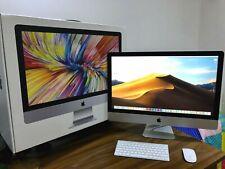 Apple iMac 5K 27inch 2017 3.4ghz QuadCore i5, 8gb, 1TB Fusion Drive - Excellent
