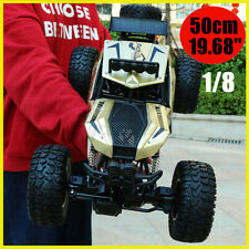 1:8 50cm RC Car 2.4G 4WD Remote Control Vehicle Monster Buggy Off-Road Electric
