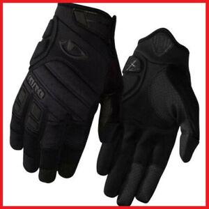 Giro Xen Gloves (2021) Black Medium (rare!) --------- Cycling Bike MTB BMX