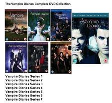 Vampire Diaries Season 1 2 3 4 5 6 7 Dvd Set Complete Series Box New UK Release