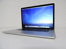 Apple MacBook PRO Retina 15 i7 2,3 GHz 16GB RAM 1TB SSD GT 750M 2GB