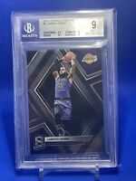 2018 Lebron James 74/175 Panini Spectra #7 BGS 9 w Solid Subs Low Pop!