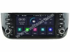 Android 9.0 OctaCore 4gb 32GB FIAT Punto Evo Navigatore Wifi Bluetooth Usb Sd