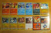 NM COMPLETE Pokemon 12-Card Holo DRAGON MAJESTY Set Charizard 3/70 Lance Victini