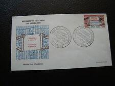 CAMEROUN - enveloppe 1er jour 1/10/1962 (cy84) cameroon