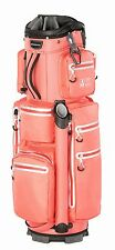 Bennington Cartbag FO 15-Way WP  - Farbe: Coral -  Neuheit!