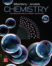 Chemistry: The Molecular Nature of Matter and Change 8e Global Edition