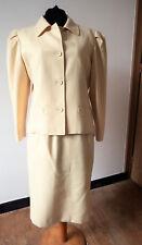 Tailleur jupe Vintage Guy LAROCHE PARIS Taille : 42 Modèle Années 80