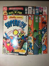 Dc Bronze Age Lot Of 11 Adventure Comics From 1977-82