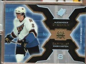 ALEXANDER OVECHKIN 2006/07 SPx #100 Base Card 2nd Year CAPITALS!