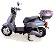 New Model 30 City E Rider Electric Moped Scooter In Stock 60V 30MPH