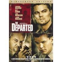 The Departed (DVD, 2007) Leonardo Dicaprio WORLD SHIP AVAIL