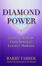 Diamond Power: Gems of Wisdom from America's Greatest Marketer-ExLibrary