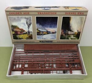 HO SCALE 53FT THRALL GONDOLA C SIDE UNDECORATED WALTHERS 932-5949 - NOS MIB