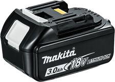Makita 18v 3.0Ah Battery Li-Ion BL1830 Genuine with Star