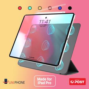 【Premium】2020/2018 iPad Pro 11'' 12.9'' Magnetic Leather Smart Folio Case Cover