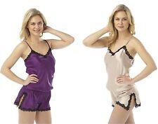 Polyester Vest Nightdresses Shirts Women's Lingerie & Nightwear