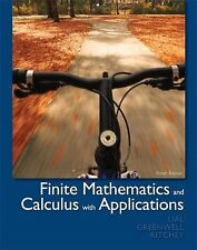 Finite Mathematics and Calculus with Applications by Nathan P. Ritchey,...