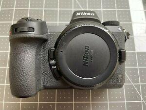 Nikon Z7 45.7MP Digital Camera - Black (Body Only) Low shutter count