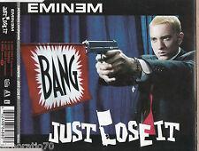 EMINEM Just Lose It CD Single