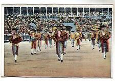Bull Fighters in Bull Ring Photo Postcard c1920s Spain