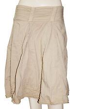 CHIPIE Jupe broderies femme beige taille 42