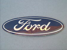 Two Genuine Ford Car Badges Insert / overlay - Small
