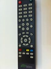 NEW SEIKI seiki remote control for SEIKI SE32HY27 SE47FY19 SE48FY19 SE22FR01 TV