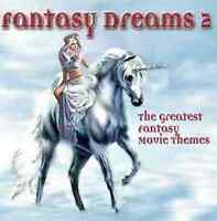 Fantasy Dreams 2 - CD NEU ALSO SPRACH ZARATHUSTRA, (2001 - A Space Odyssey)