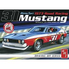 AMT Warren Tope 1973 Ford Mustang Trans Am Road Racing model kit 1/25