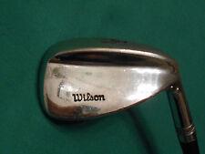 WILSON SAND IRON - WEDGE FLEX LITE STEEL SHAFT - GOOD CONDITION!