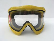 NEW JT Proflex Yellow Highlighter Frame Clear Thermal Lens Spectra Paintball