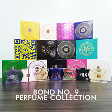 Bond No 9 Decant Samples 2ml 3ml 5ml 10ml 32ml 100% Authentic Free Shipping